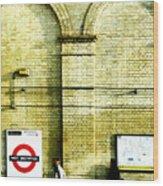 West Brompton Wood Print