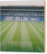 West Bromwich Albion - The Hawthorns - Brummie Road End 2 - August 2003 Wood Print