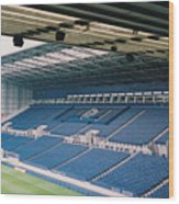 West Bromwich Albion - The Hawthorns - East Stand 1 - August 2003 Wood Print