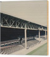 West Bromwich Albion - The Hawthorns - Halfords Lane West Stand 1 - 1970s Wood Print