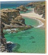 West Coast Portugal Wood Print