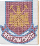 West Ham Wood Print