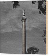 West Point Battle Monument Wood Print