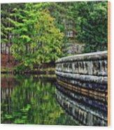West Point Wood Print
