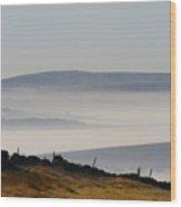 West Yorkshire Moors 1 Wood Print