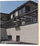 Westcott House Springfield Ohio Wood Print