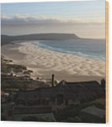 Western Cape South Africa Wood Print