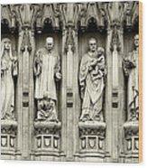 Westminster Martyrs Memorial - 1 Wood Print