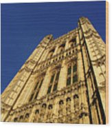 Westminster Palace, London Wood Print