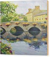 Westport Bridge County Mayo Wood Print
