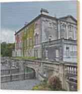 Westport House Wood Print