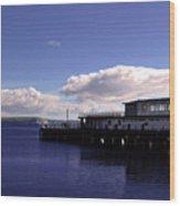 Weymouth Pier Wood Print