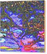 Whatwoods Tree Wood Print
