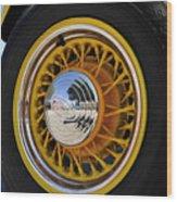 Wheel Nice Wood Print