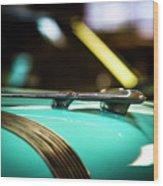 When Cars Were Cool Wood Print