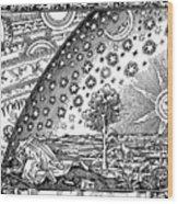 Where Heaven And Earth Meet 1888 Wood Print