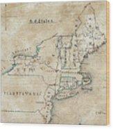Whistler, United States.  Wood Print