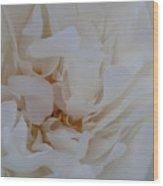 White Dreams Wood Print