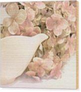 White Jug Wood Print