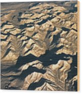 White Mountains ... Wood Print