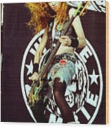 White Zombie 93-sean-0337 Wood Print