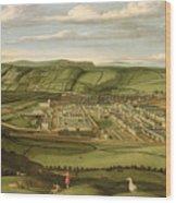 Whitehaven - Cumbria Wood Print