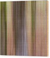 Whiteoak Center Wood Print