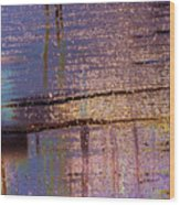 Whizz Bang Wood Print