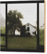 Widner Farms Wood Print