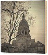 Wiesbaden Germany Wood Print