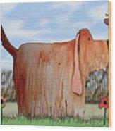 Wilbur Wood Print
