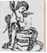 Wilbur-suchard Company Wood Print