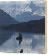Wild Goose Island Wood Print