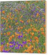 Wildflower Dream Wood Print