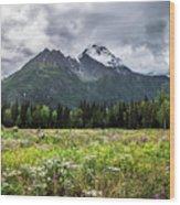 Wildflowers In Palmer Wood Print