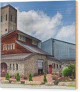 Willett Distillery Wood Print