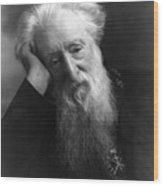 William Booth (1829-1912) Wood Print by Granger