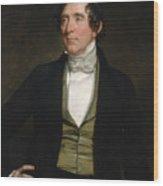 William C. Preston Wood Print