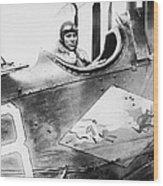 William D. Coney, 1921 Wood Print