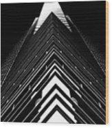 William Donald Schaefer Building II Wood Print