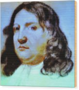 William Penn Portrait Wood Print