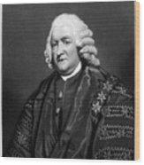 William Pitcairn (1711-1791) Wood Print