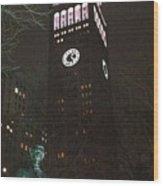 William Seward And Met Life Tower Wood Print