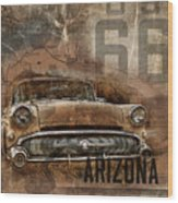 Williams Buick 2 Wood Print