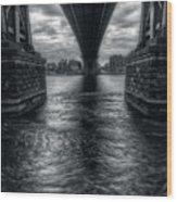 Williamsburg Span Wood Print