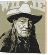 Willie Wood Print