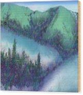 Wilmore Wilderness Area Wood Print