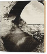 Wilson Arch No 2a Wood Print