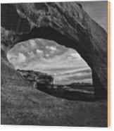 Wilson Arch No 3 Wood Print