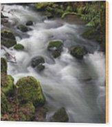 Wilson Creek #15 Wood Print